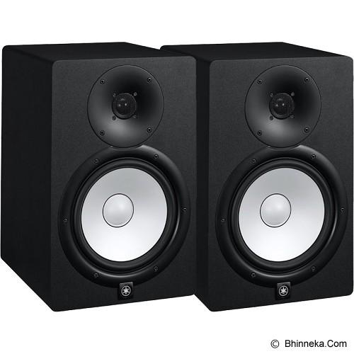 YAMAHA Monitor Speaker System Pair [HS8] - Black - Monitor Speaker System Active